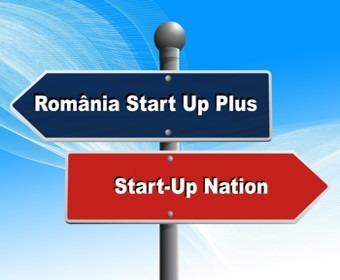 """Romania Start-Up Plus"" vs. ""Start-Up Nation"""